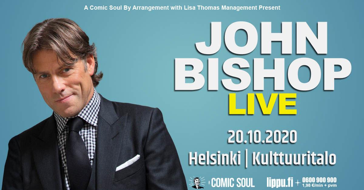 Link to event John Bishop Live