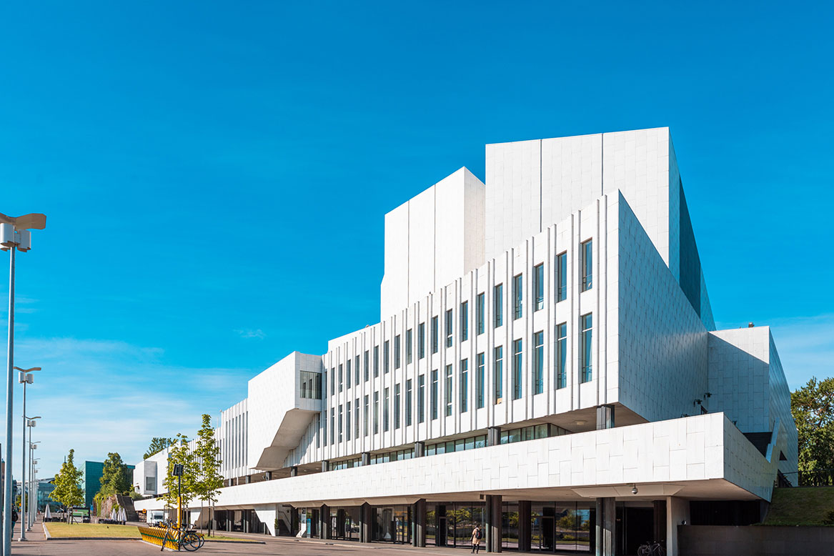 Link to event Finlandia Hall Guided Tour