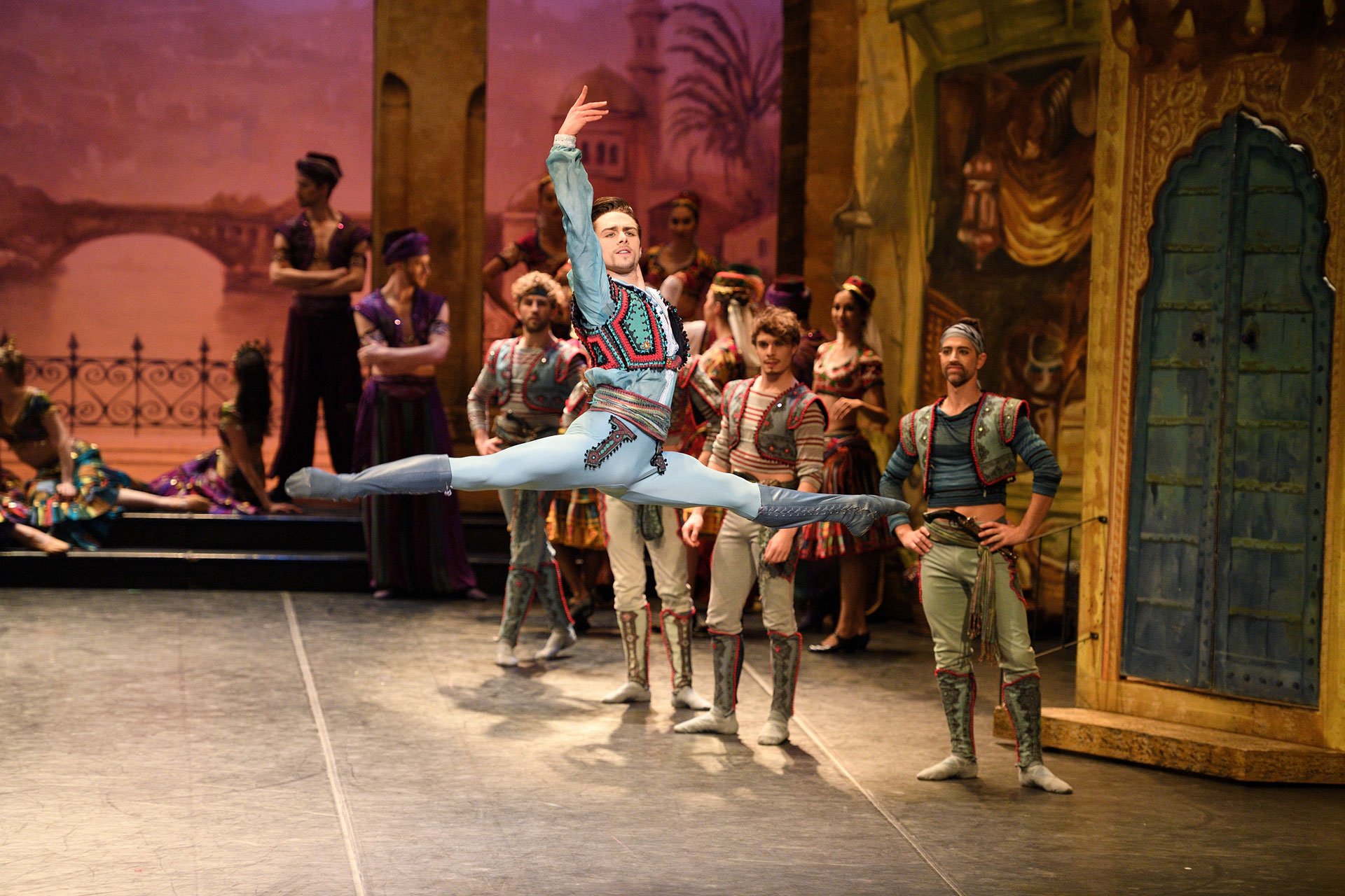 Link to event Le Corsaire