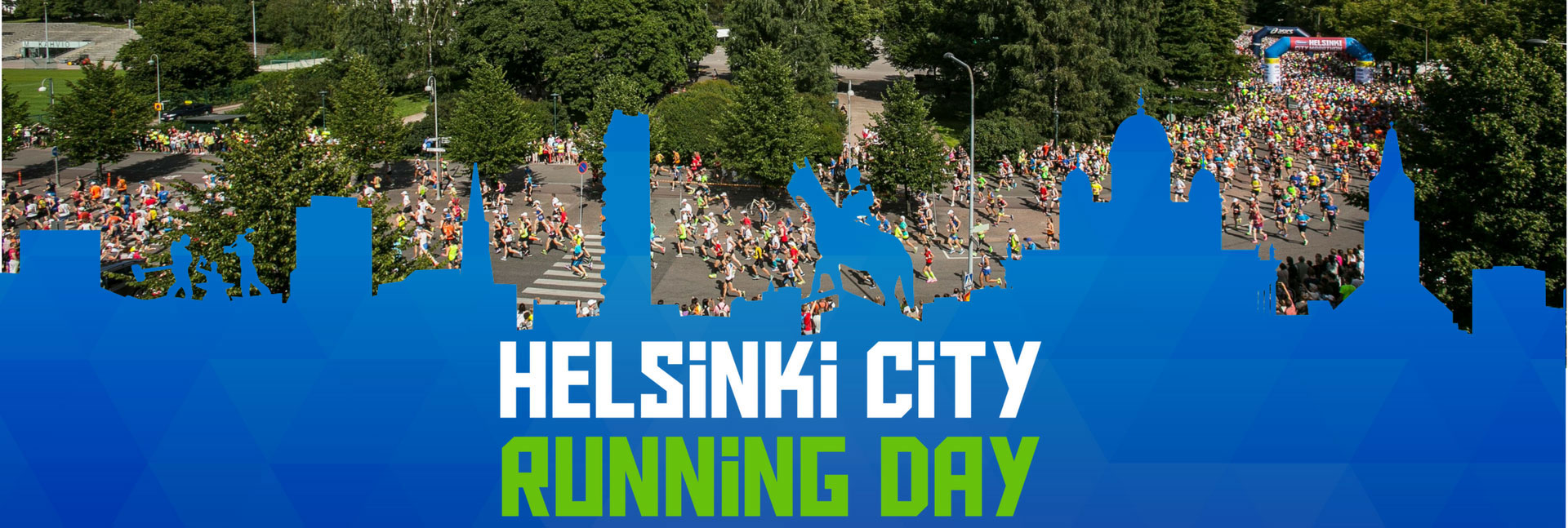 Link to event Helsinki City Running Day 2020