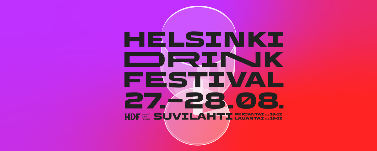 Linkki tapahtumaan Helsinki Drink Festival 2021