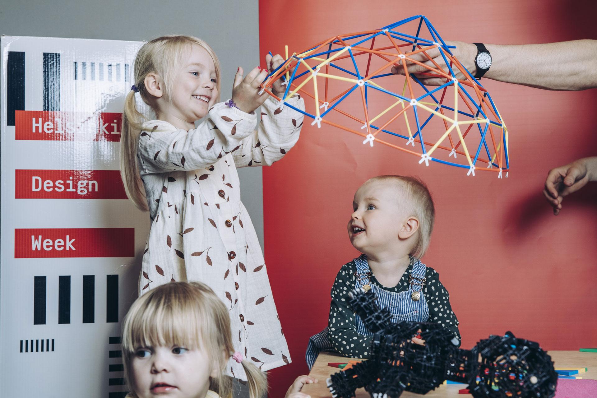 Linkki tapahtumaan Helsinki Design Week 2021