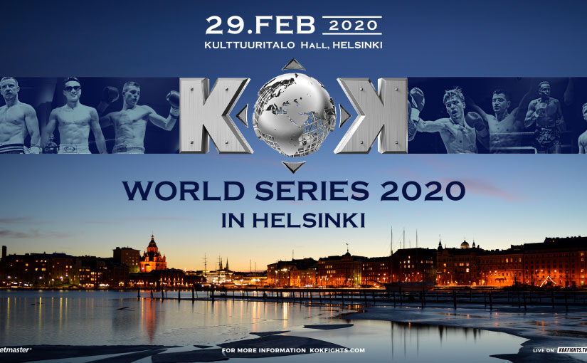 Link to event KOK World Series 2019 in Finland