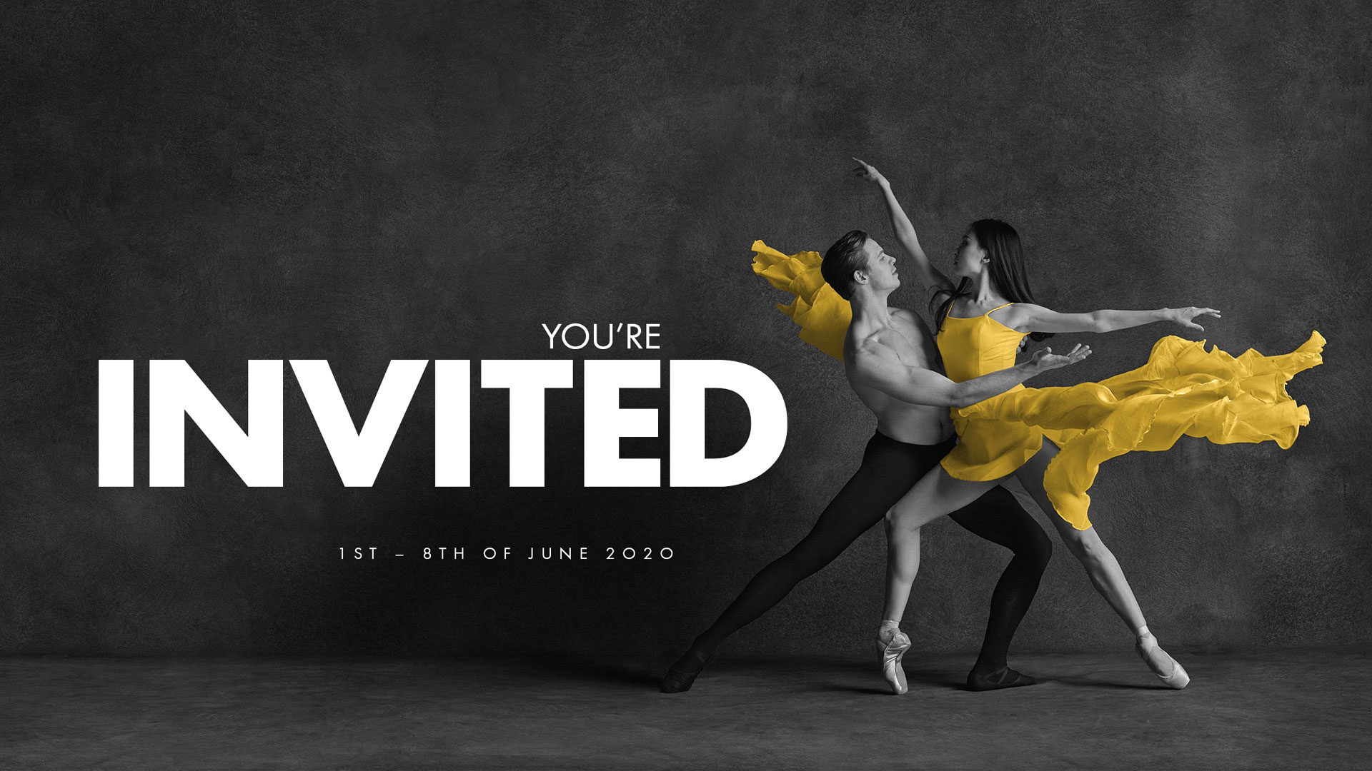 Link to event Cancelled: Helsinki International Ballet Competition 2020