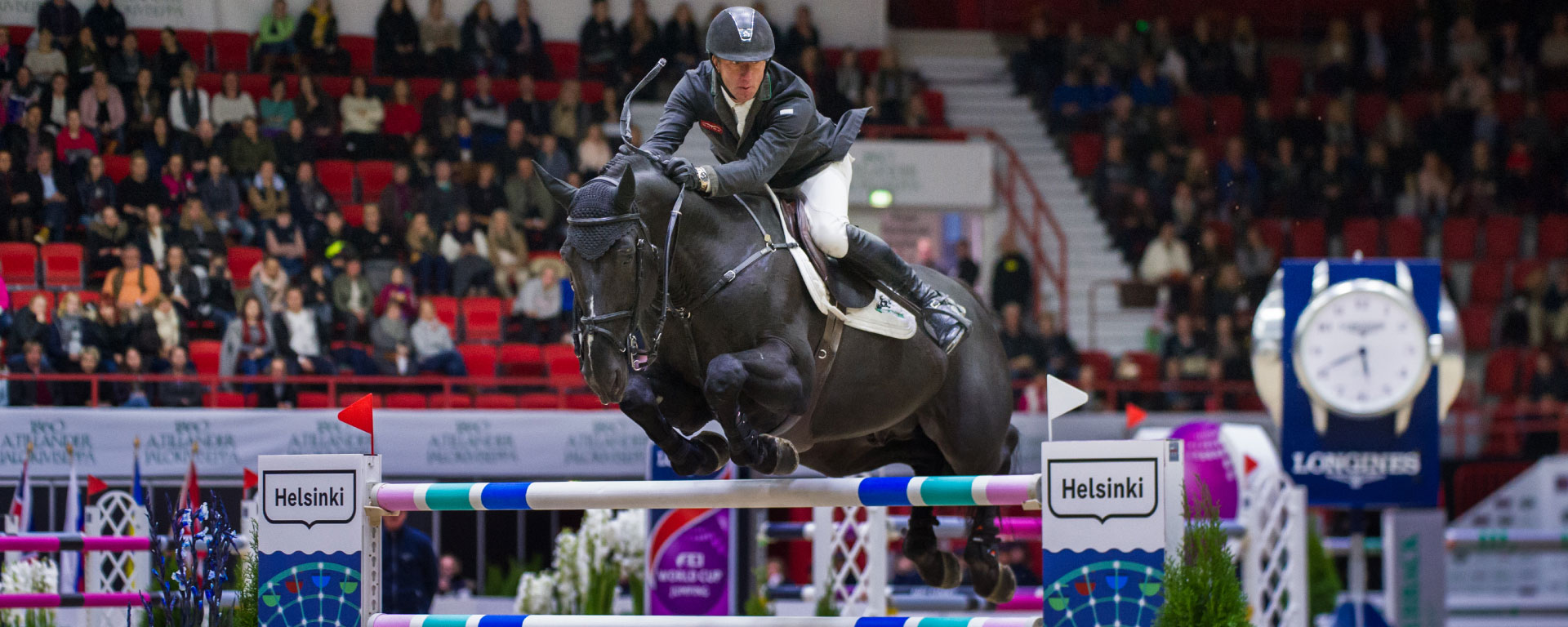 Link to event Cancelled: Helsinki International Horse Show 2020