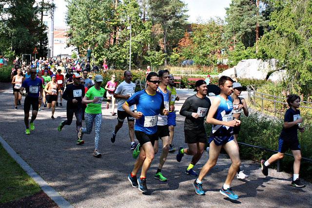 Link to event Haaga Run 2020