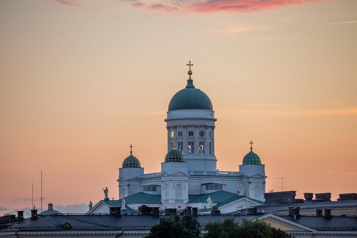 Linkki tapahtumaan Helsingin tuomiokirkon maksuton yleisöopastus