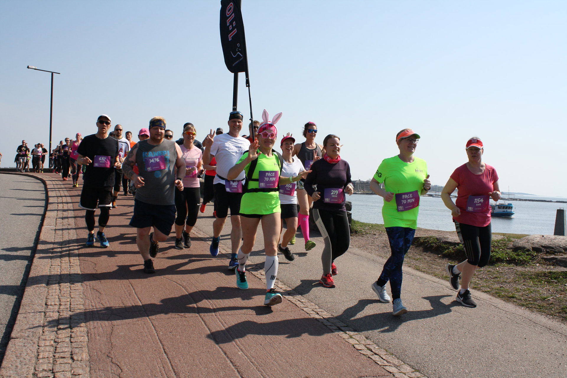 Link to event Helsinki10 - 10k Road Run 2020