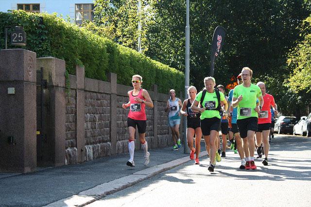 Linkki tapahtumaan Helsinki Marathon 2020