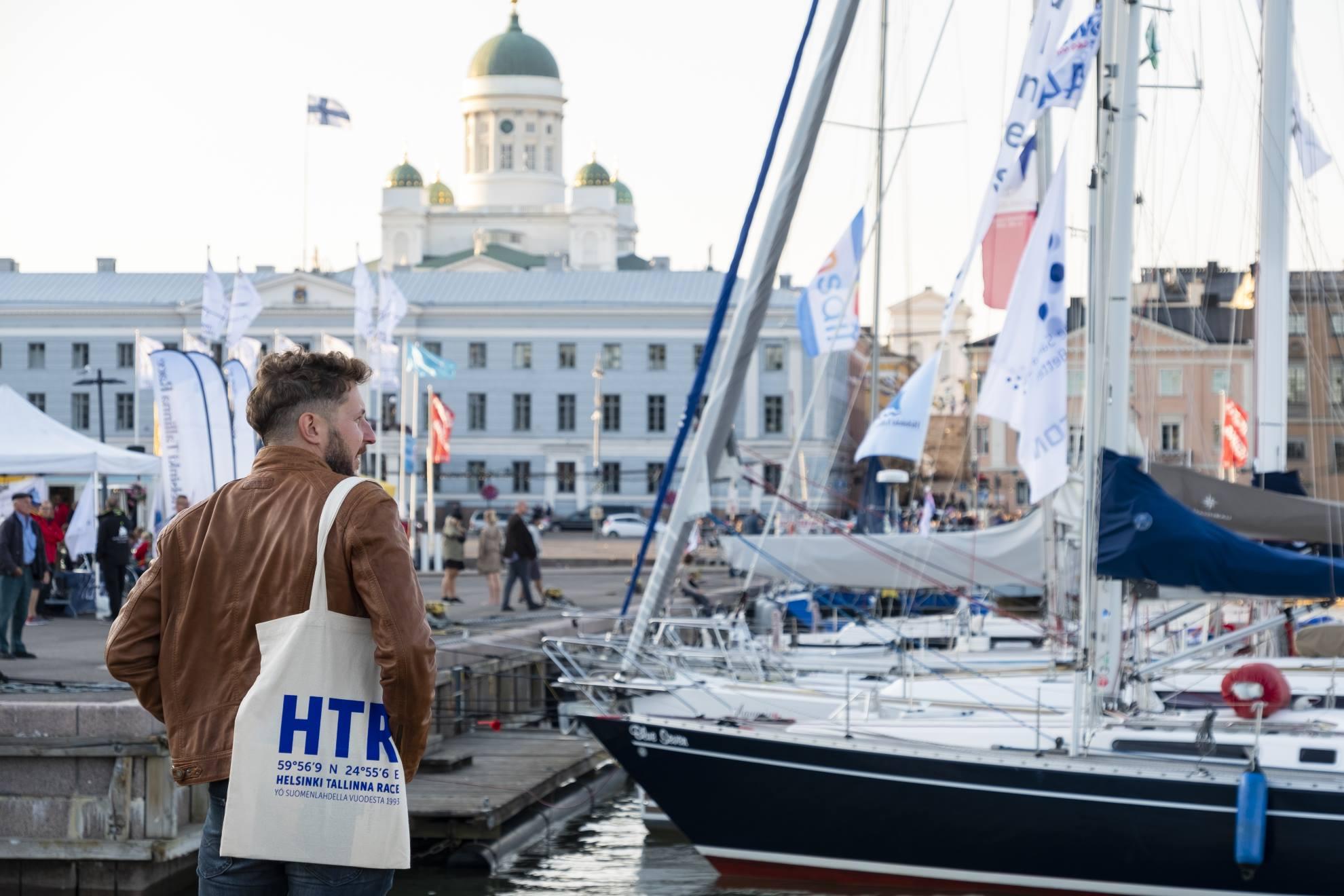 Linkki tapahtumaan Helsinki Tallinna Race