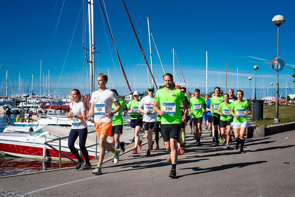 Linkki tapahtumaan Helsinki Half Marathon 2021