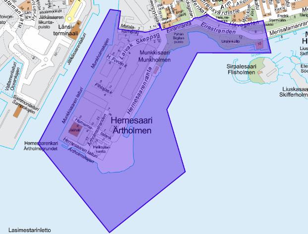 Hernesaaren Kaavoituksesta Asukastilaisuus My Helsinki