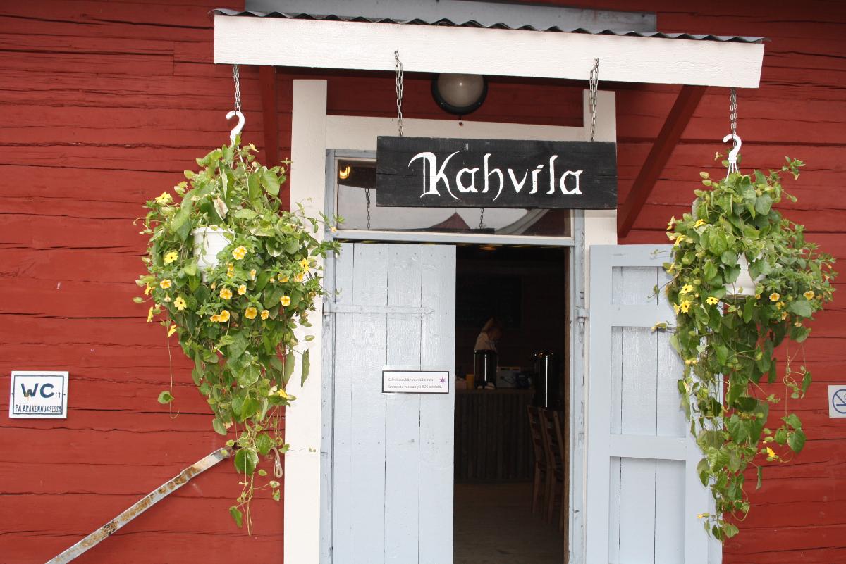 Kahvila Kilikuppila