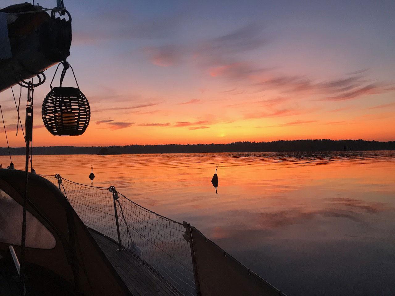 Link to event Evening Sailing