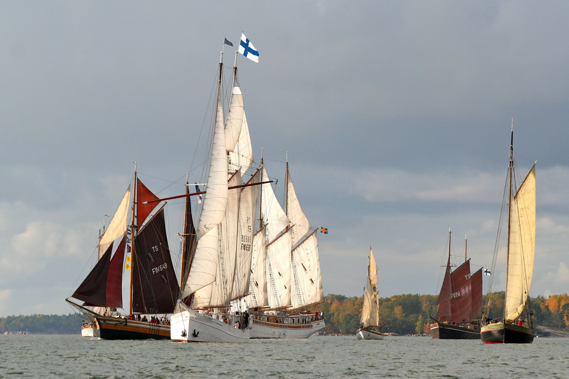 Link to event Traditional Sailing Day 2020