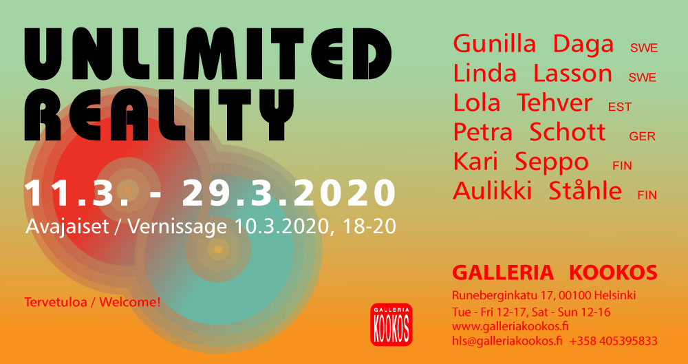 Link to event Closed: Unlimited Reality