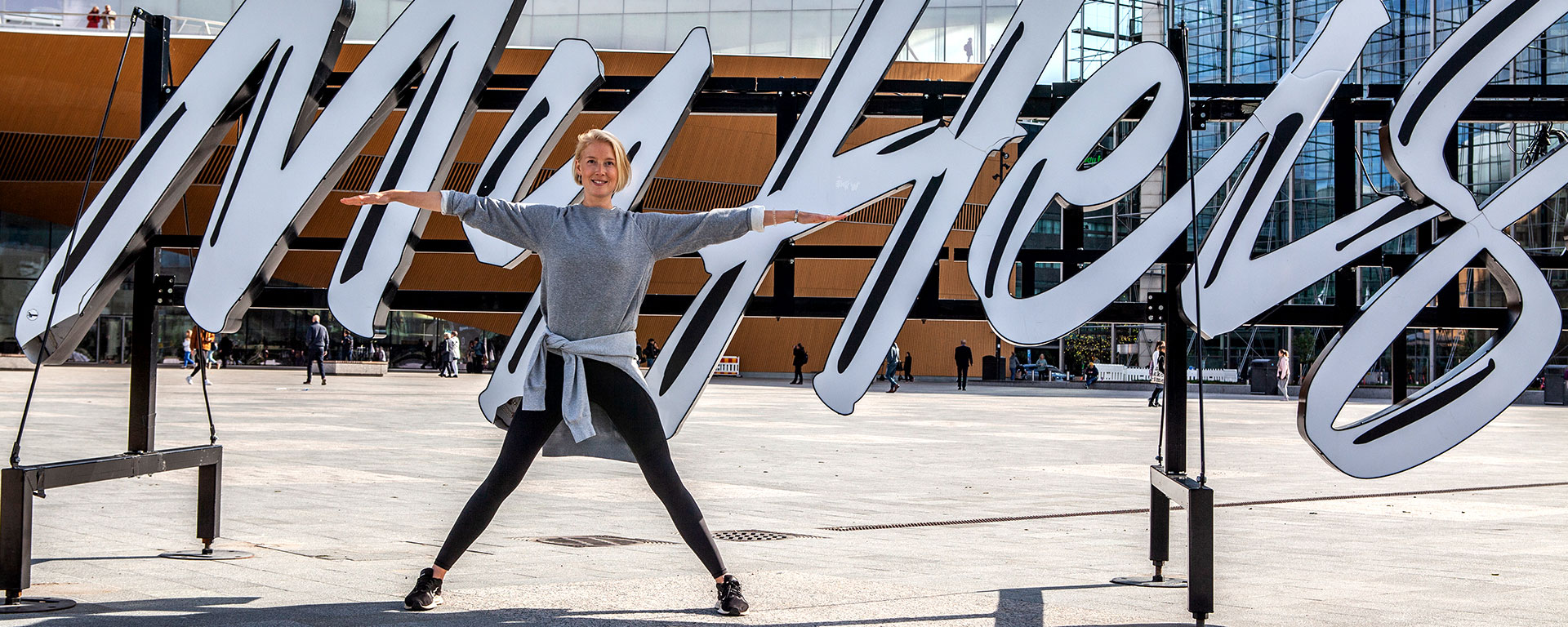 Link to event Yoga Festival Helsinki 2020