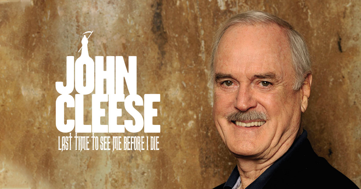 Link to event John Cleese
