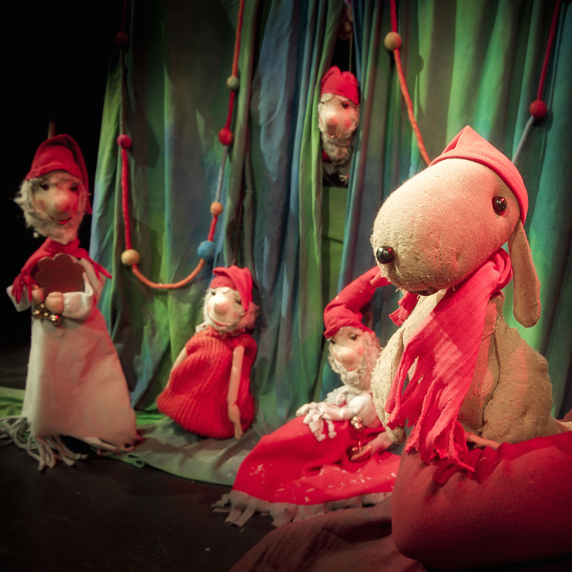Link to event Sampo International Puppet Theatre Festival 2021