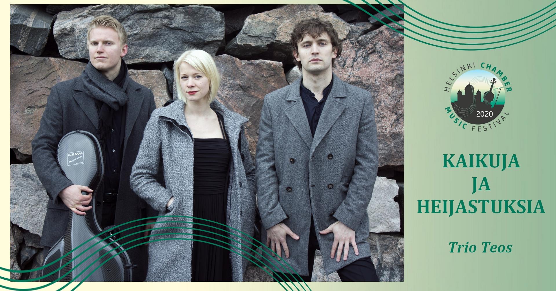 Linkki tapahtumaan  Helsinki Chamber Music Festival: Kaikuja ja heijastuksia