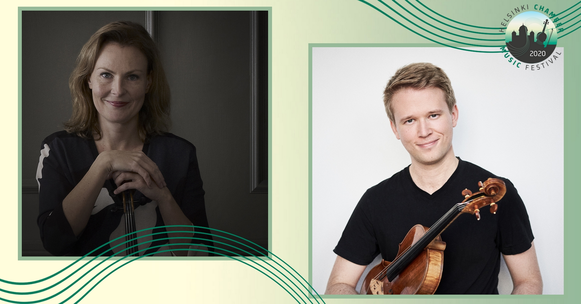 Link to event Helsinki Chamber Music Festival: A Summer Day in Kuusisaari