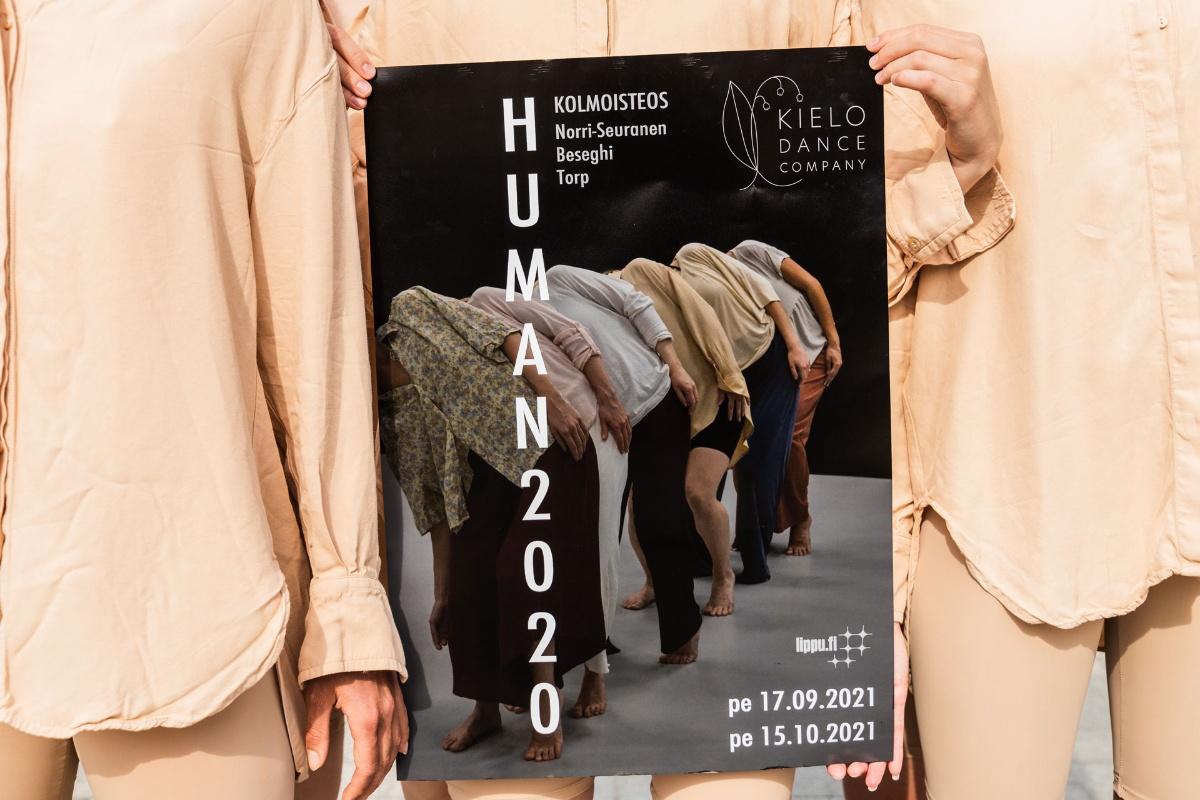 Linkki tapahtumaan Human2020