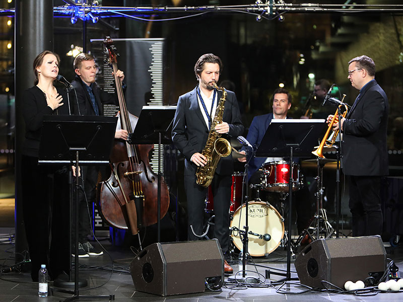 Link to event UMO Helsinki Ensemble, online concert