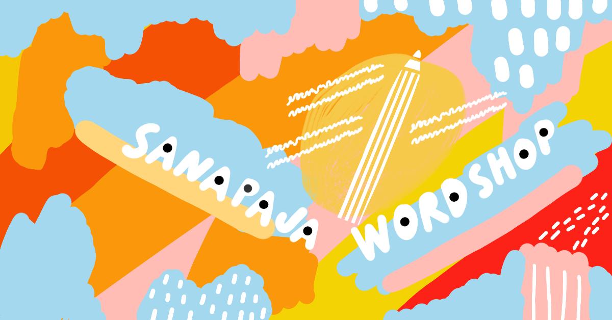 Linkki tapahtumaan Sanapaja/Wordshop (Vuotalo)