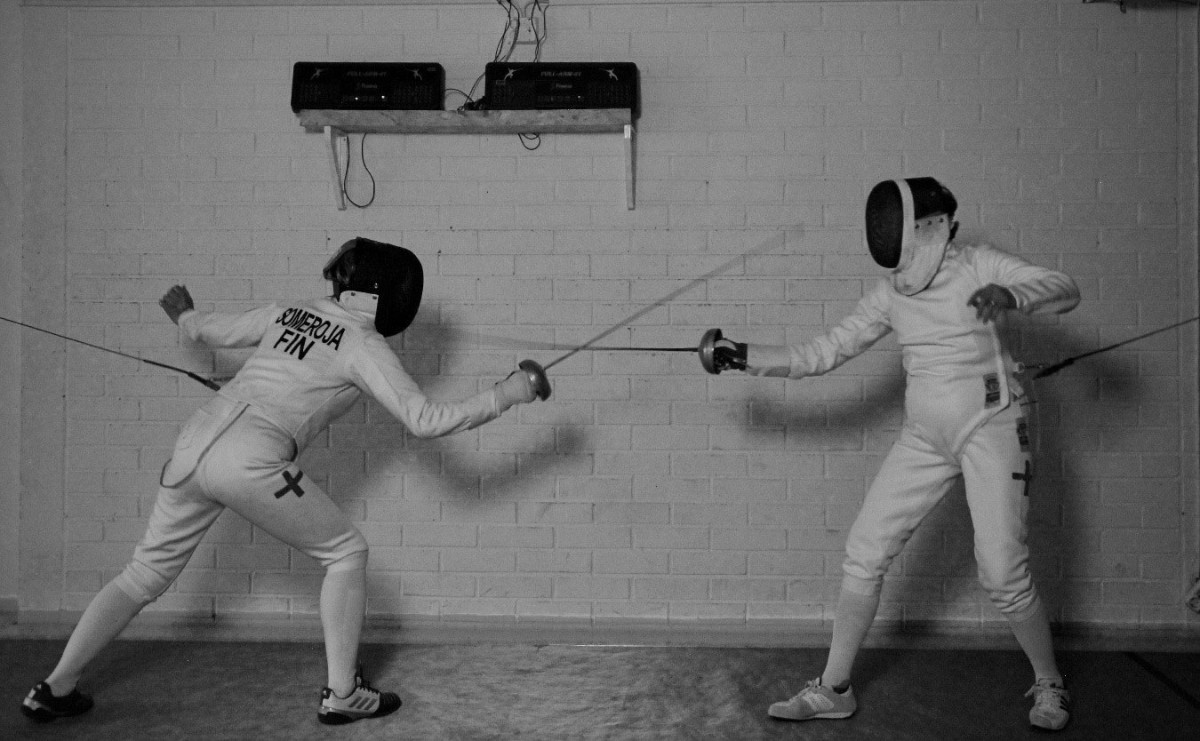Link to event Fencing Event for Seniors