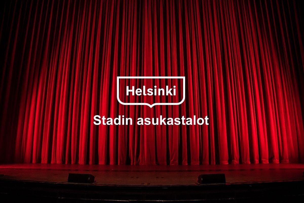 Link to event Pihlajamäen lähiöteatteri