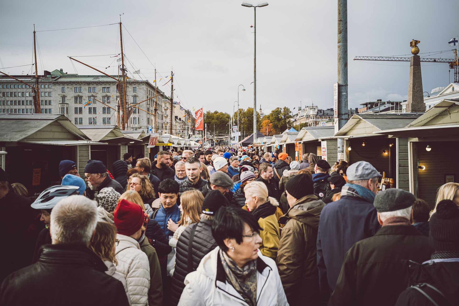 Link to event Helsinki Baltic Herring Market 2020
