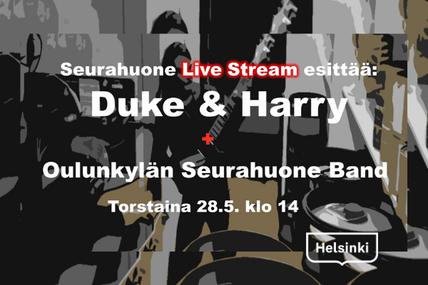Link to event Seurahuone Live Stream