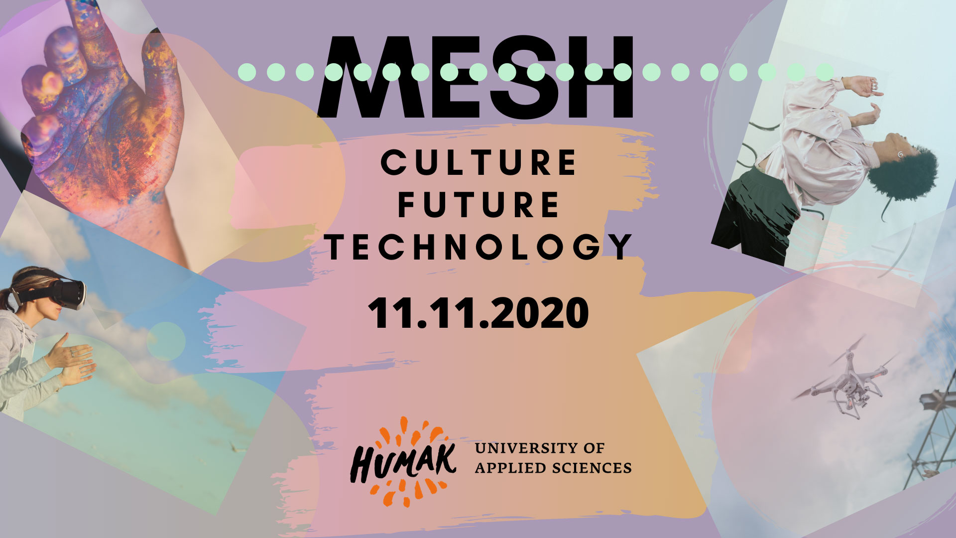 Link to event MESH Online Seminar