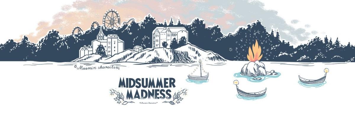 Linkki tapahtumaan Midsummer Madness Musiikkitalon terassilla