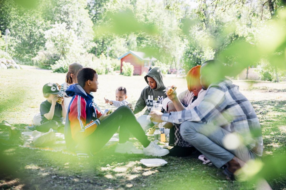 Linkki tapahtumaan Nuorten Pride: Puistopiknik