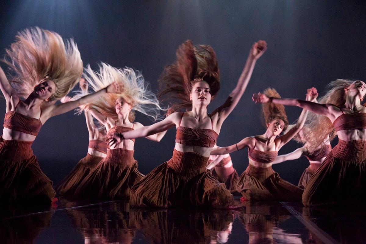 Linkki tapahtumaan Balettioppilaitos esittää: Tanssijoiden workshop