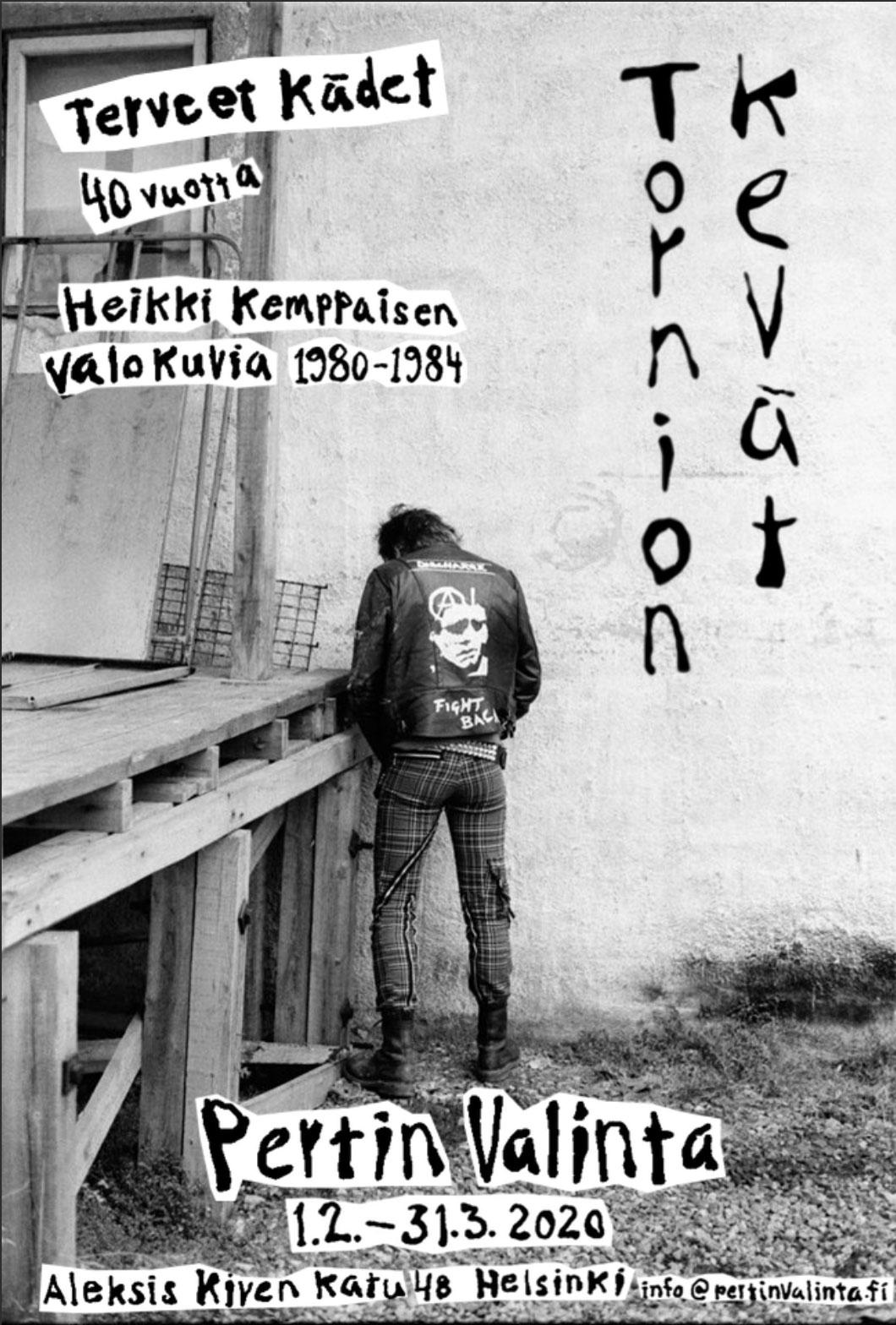 Link to event Closed: Terveet Kädet 40 Years