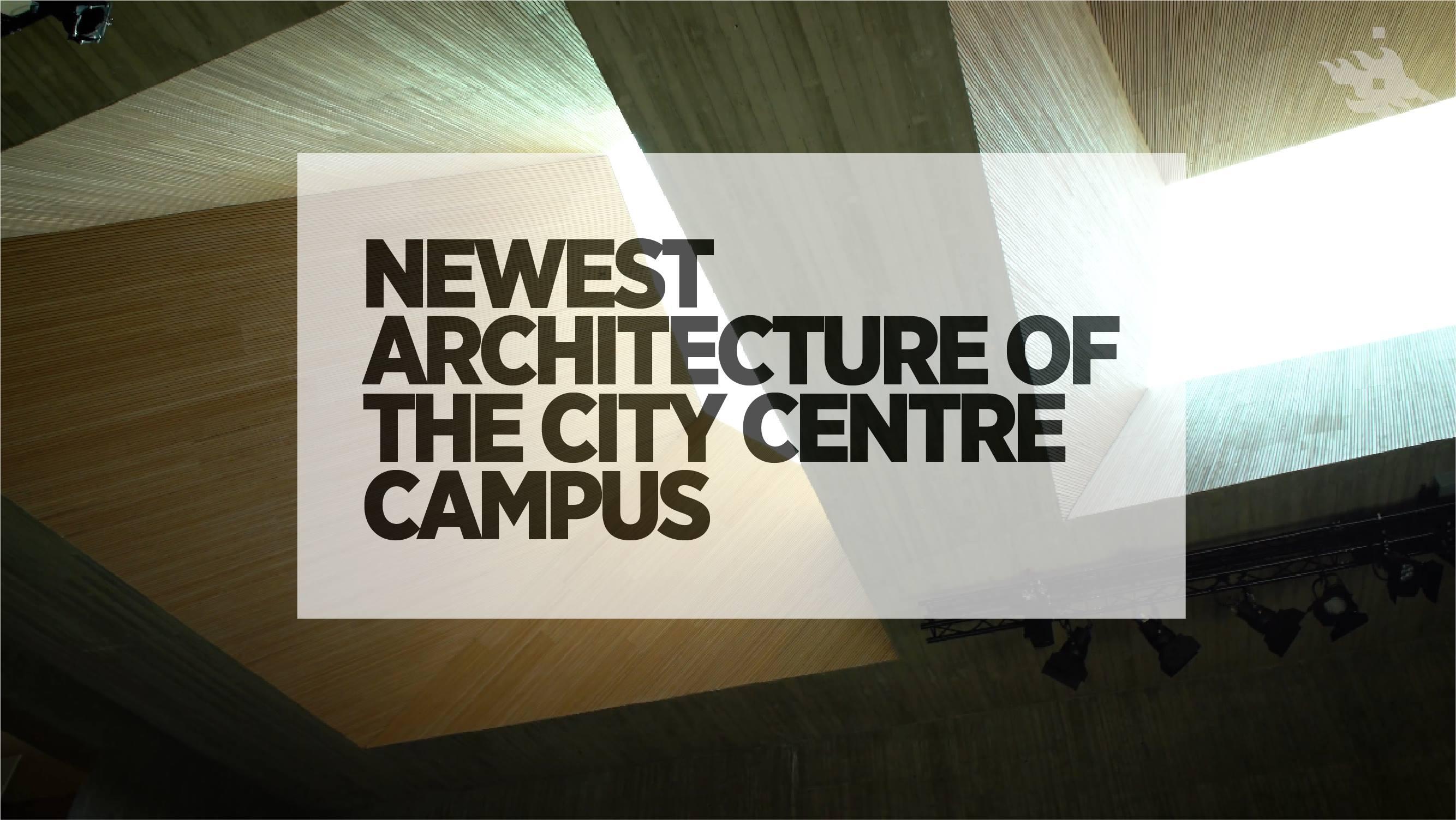 Linkki tapahtumaan Taidehistoriallinen kävelykierros: Newest architecture of the city centre campus (englanniksi)