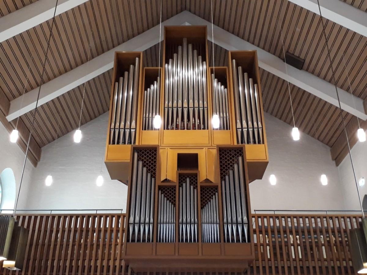 Linkki tapahtumaan Marian lauluja uruilla