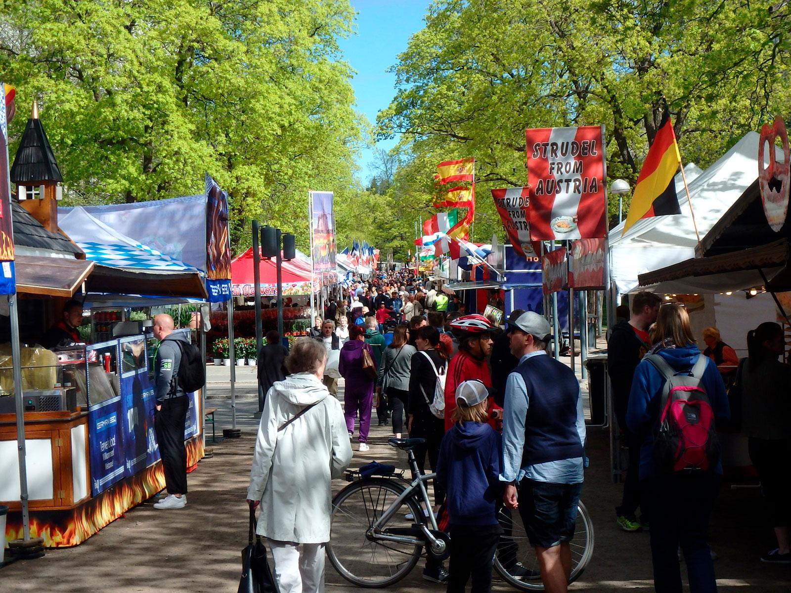 Linkki tapahtumaan Helsingin kansainväliset suurmarkkinat 2020