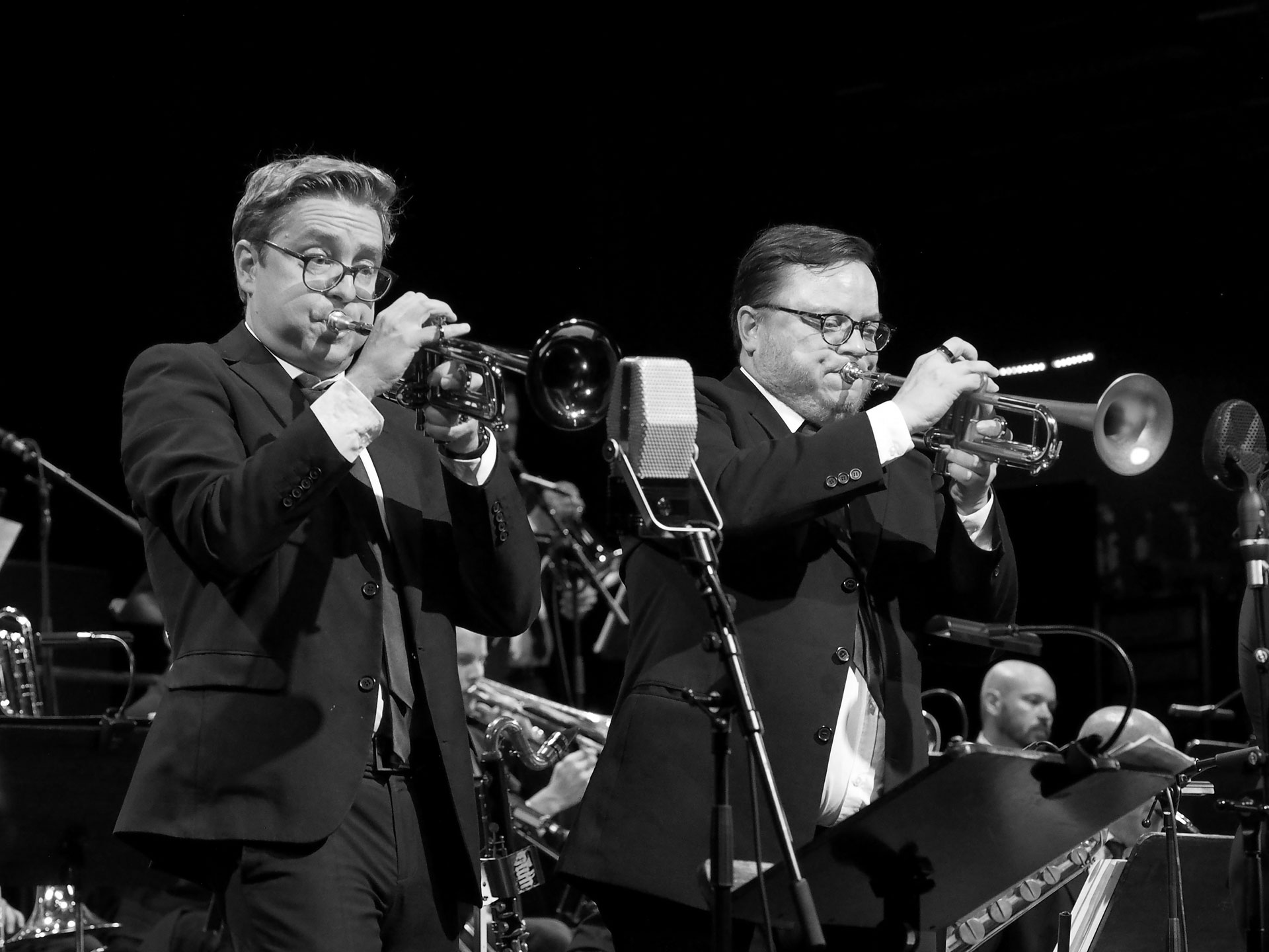 Link to event UMO Helsinki Jazz Orchestra, online concert