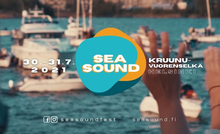 Linkki tapahtumaan Seasound 2021