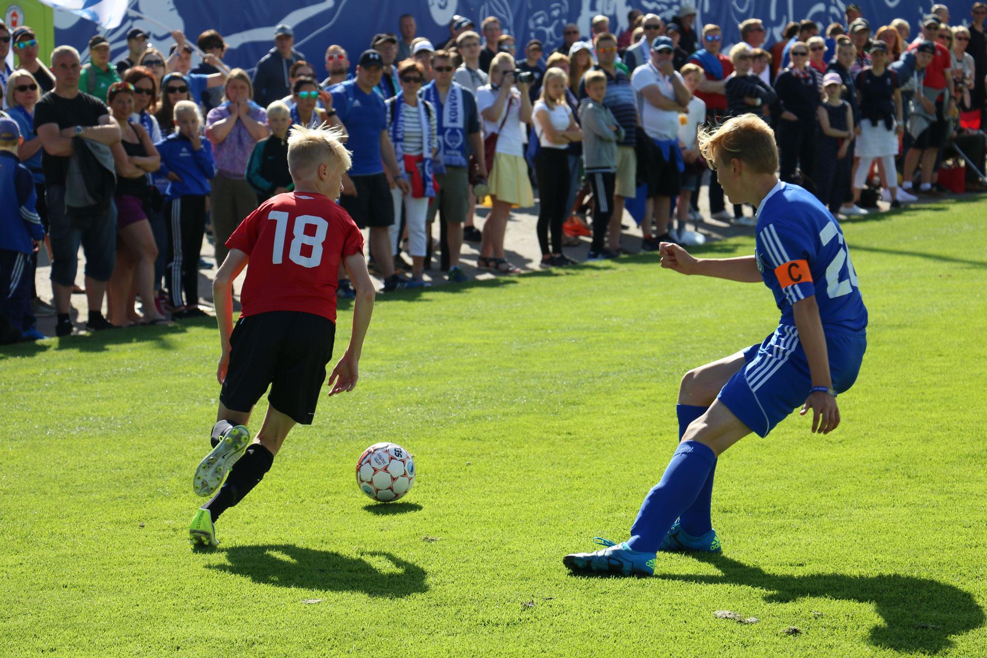 Linkki tapahtumaan Helsinki Cup 2020