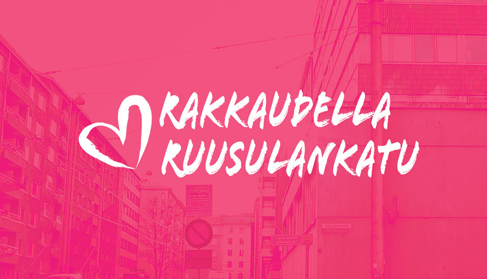 Link to event By Love, Ruusulankatu