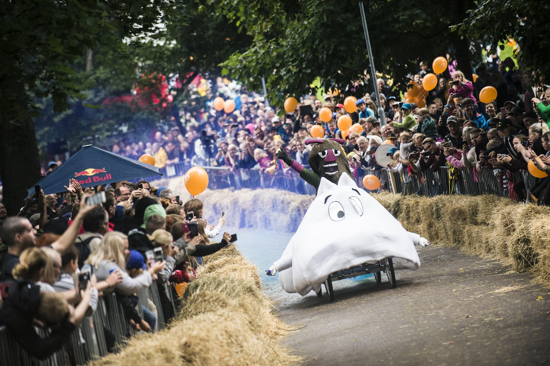 Red Bull Soap Box Derby >> Red Bull Soapbox Race 2019 My Helsinki