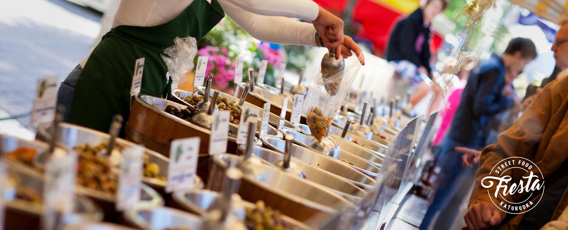 Link to event Street Food Fiesta