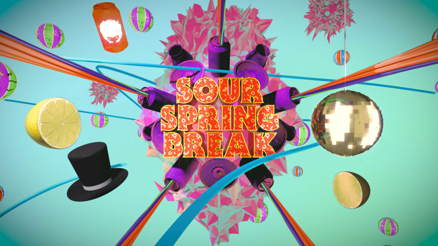 Link to event Cancelled: Sour Spring Break 2020