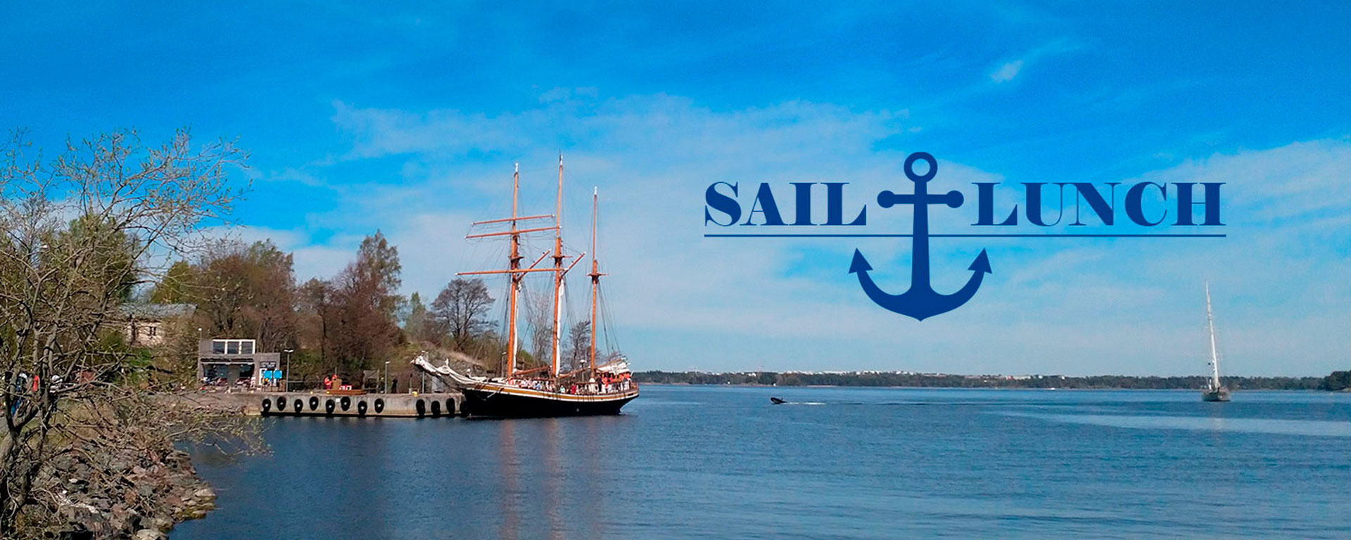 Link to event Sail and Lunch Trip to the Vallisaari Island