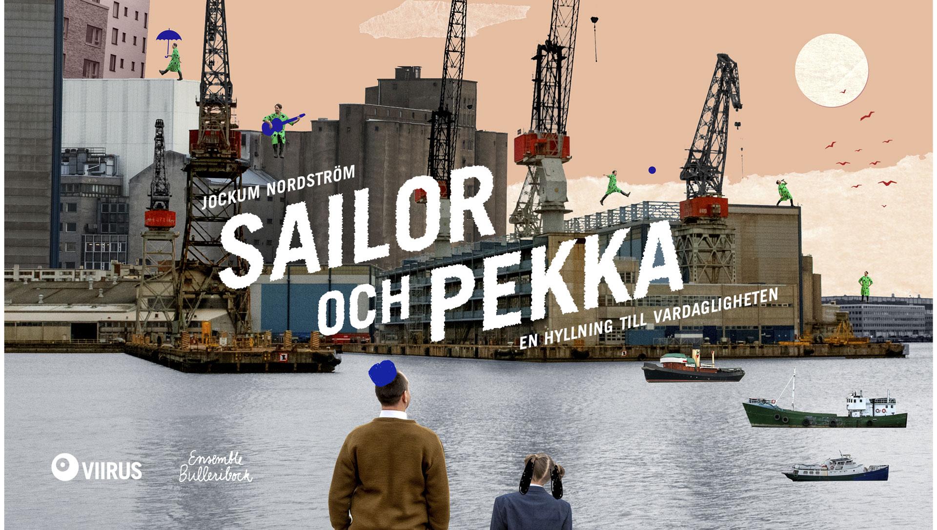 Link to event  Sailor och Pekka – ylistys arjelle