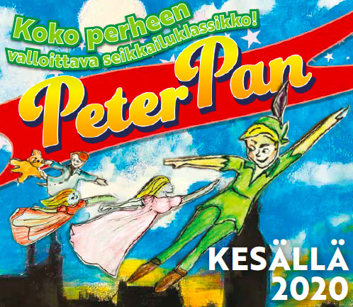 Linkki tapahtumaan Peter Pan